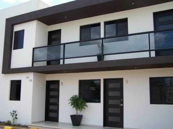 Departamentos de dos habitaciones en montecristo for Disenos de departamentos minimalistas
